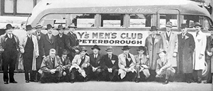 Young Men's Club